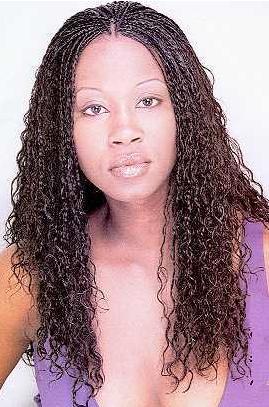 Black Women Braids Hairstyles