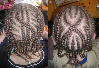 White boys braids hairstyles