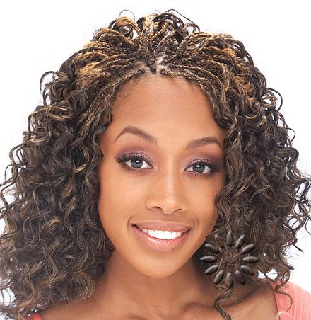 Fine Micro Braids Hairstyles Short Hairstyles For Black Women Fulllsitofus