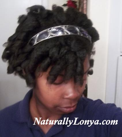 Natural curly hairstyles, curlformers on natural hair, 4c hair, 4c natural hair