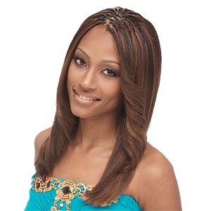 Straigh Hairstyles, Micro Braids, Hair extensions, African American ...