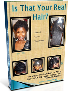 African American Hair Growth Book