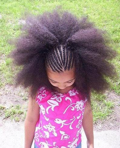 Black girls braids hairstyles