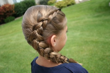 White girls braids hairstyles